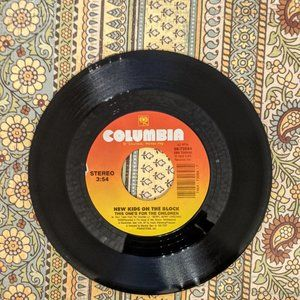 Columbia Other - New Kids On The Block Funky, Funky Xmas record